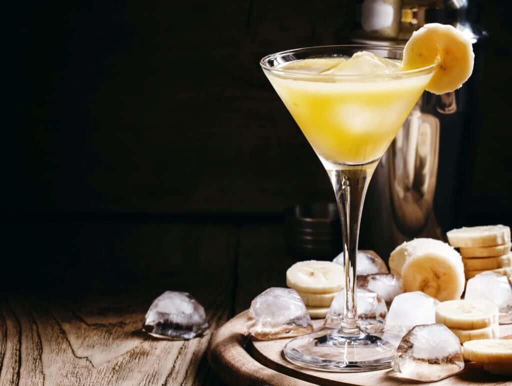 Ein leckerer Cocktail mit Bananenlikör. Da kann keiner widerstehen. Foto 5PH / Deposit