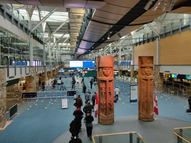 Die Einhaltung der Bestimmungen für die Einreise nach und die Selbstquarantäne in Kanada muss jetzt mit der App ArriveCAN dokumentiert werden. Foto FasziKa