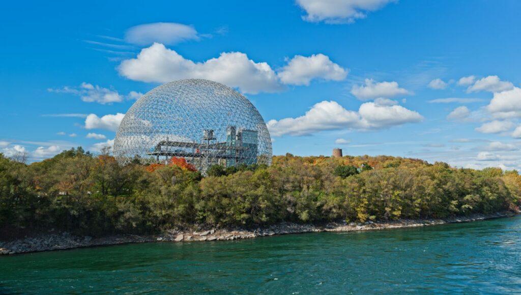 Grünes Montreal, Biosphere Montréal. Foto a41cats / Deposit