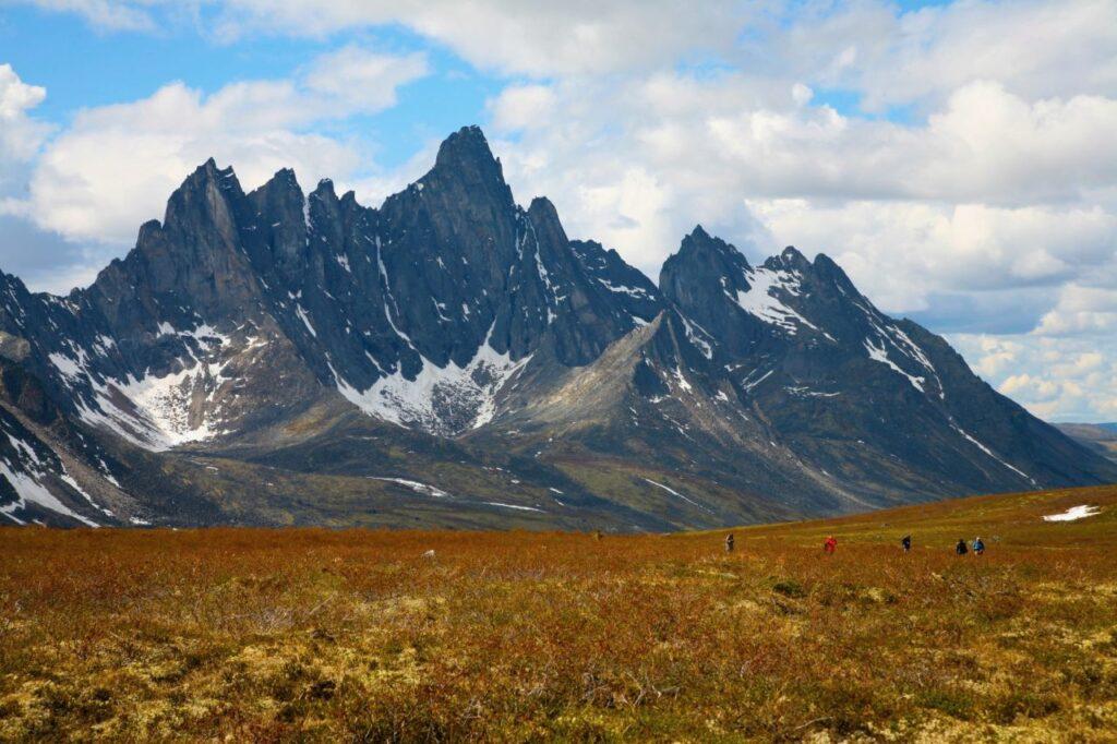Die unglaublich schönen Landschaften des Yukon laden ein, von ihnen entdeckt zu werden. Foto Holger Bergold