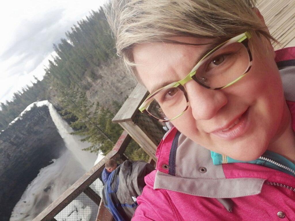 Das Land selbst entdecken und erleben, dann kann man dem Kunden die für ihn beste Reise anbieten. Manuela Wagner lebt diese Philosophie von Canada Dream Tours. Foto CDT