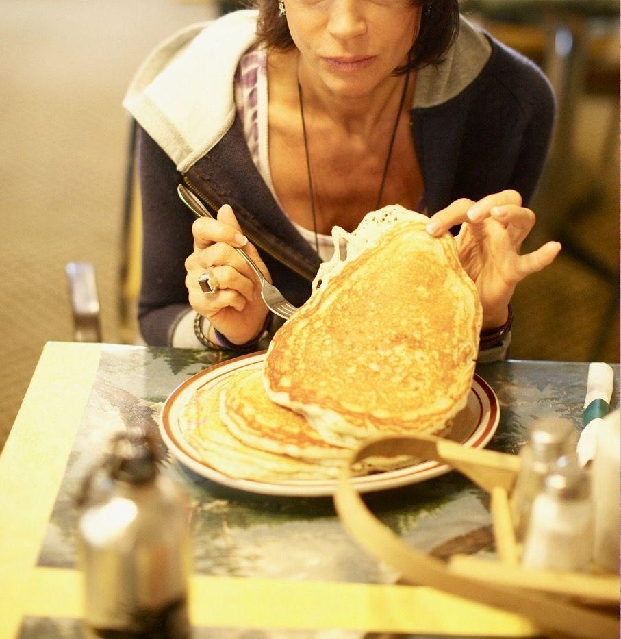 Kein Pancake oder Pfannekuche ohne Sirup. Im Yukon ist der leckere Birkensirup erste Wahl. Foto Holger Bergold