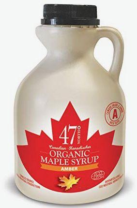 Ahornsirup - auch den gibt es im Yukon zu kaufen. Aber ihr solltet unbedingt den Birkensirup, eine Leckerei des hohen Nordens versuchen. Foto Holger Bergold