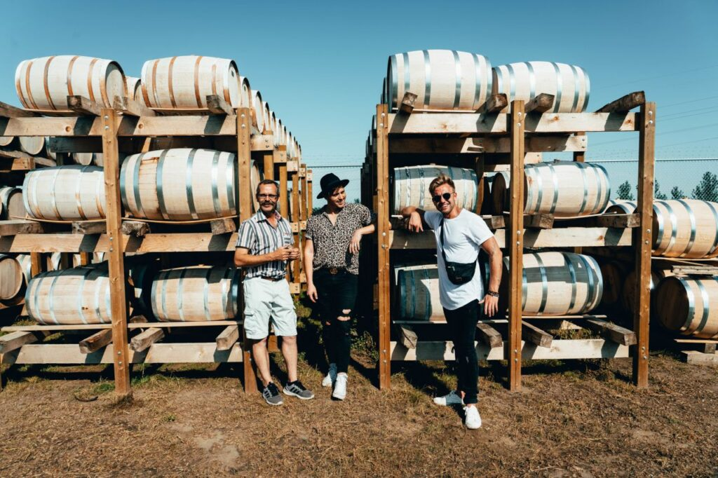Black Fox Farm and Distillery. In dieser Umgebung müssen einfach feine Destillate gedeihen. Und was verdunstet, der Angels share, das gehört den Engeln. Foto Tourism Saskatoon