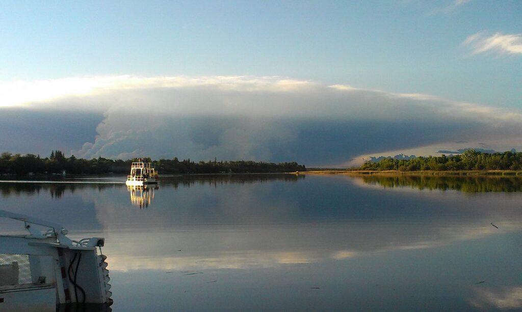 Sehenswürdigkeiten in Saskatoon: Blick auf den Pike Lake Provincial Park. Foto Odahlem / CC BY-SA 4.0