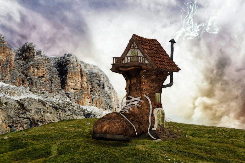 Schuhgrößen für Herren, Damen und Kinder richtig ermitteln. Graphik Enrique Meseguer / Pixabay
