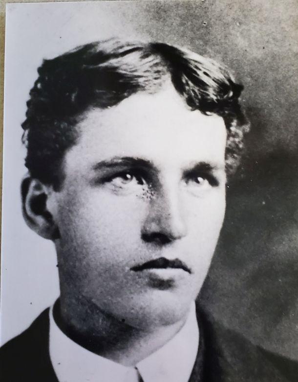 Menno L. Jantzi (*1884 +1953), der Großvater von Paul Jantzi. Foto Jantzi Family