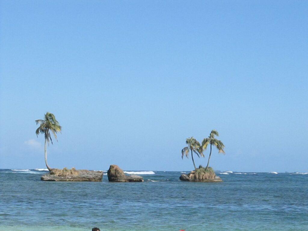 Karibische Träume auf der Reise von Claudia. Bacas del Toro. Foto CF