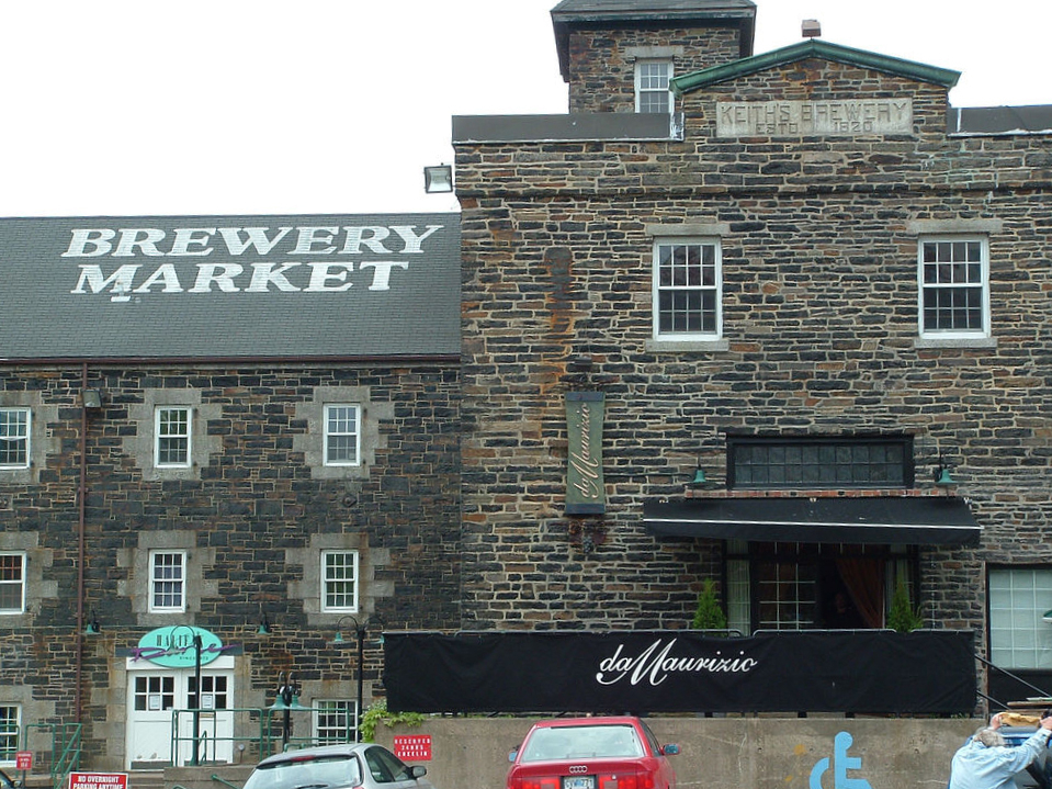 Die Alexander Keith's Brewery in Halifax. Foto Eric Whitten / CC BY-SA 2.0