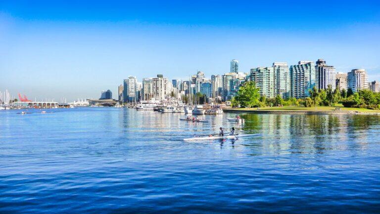 Vancouver leidet derzeit an einer extremen Hitzewelle mit nie dagewesenen Temperaturen. Foto pandionhiatus3 / Deposit