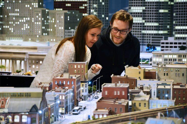 """Mit dem Projekt """"Little Canada"""" erfüllt sich der gebürtige Holländer Jean-Louis Brenninkmeijer einen Lebenstraum. Foto LittleCanada.ca"""